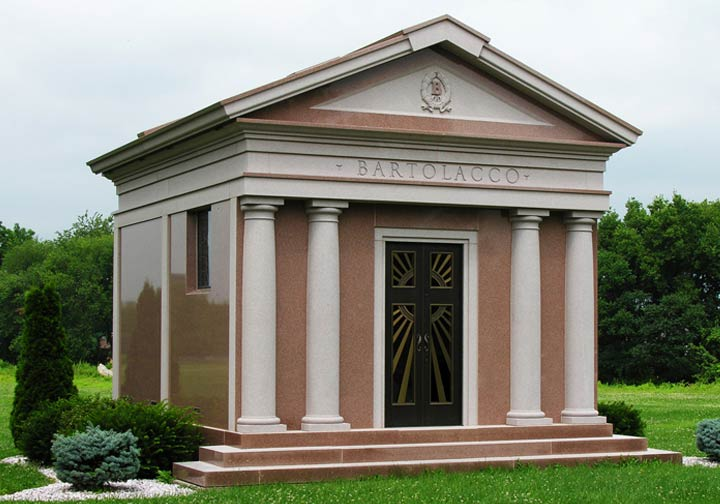 Mausoleums - Kotecki Family Memorials