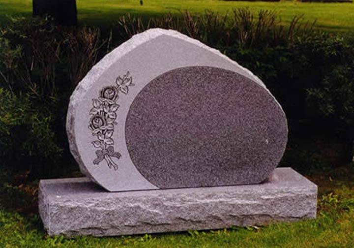 Upright Memorial - Kotecki Family Memorials